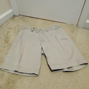 Like New Men's Polo Ralph Lauren Khaki Shorts